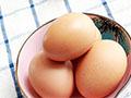 蛋黄秒变乒乓球