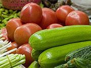 吃蔬菜少吃肉健康又环保