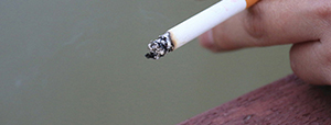 烟草依赖很致命