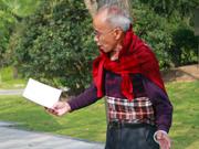 让更多老人生活幸福安康