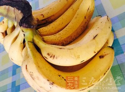 香蕉是含钾最丰富的水果,同时也是一种能治疗关节炎的食品