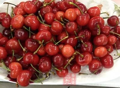 樱桃吃多少最健康