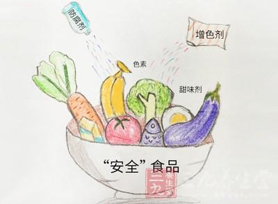 玉米以及不少水果也是GM产品