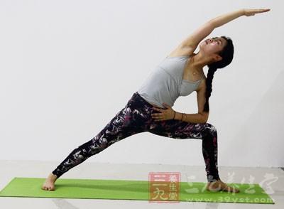 理疗瑜伽 男人常戳女人这处可年轻10岁