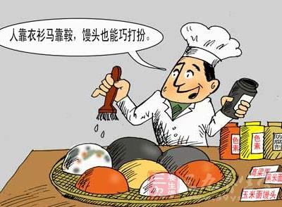 食品添加剂的种类很多