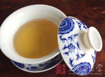 以秋天来说,喝这种茶对于身体好