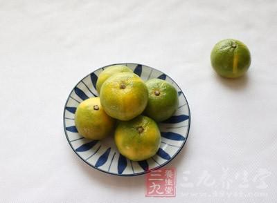 因此我们在食用青橘的时候是可以起到促进新陈代谢的功效的