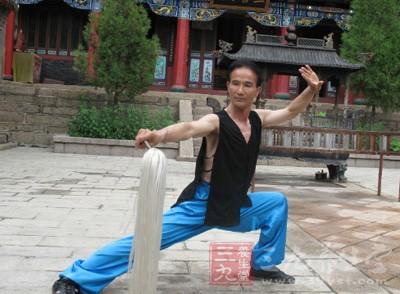 杨式太极拳 杨式太极拳的要领和技巧
