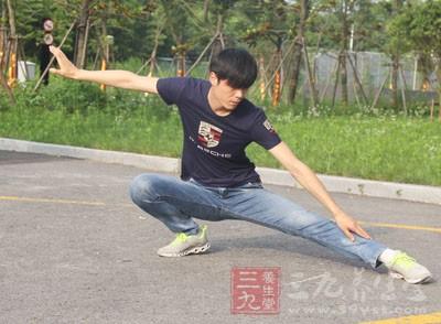 杨式太极拳 练习杨式太极拳的动作要点