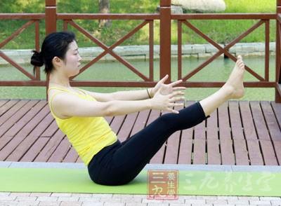 产后瑜伽 产后练习这运动有利健康