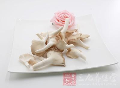 食用平菇对于身体保健好处极多