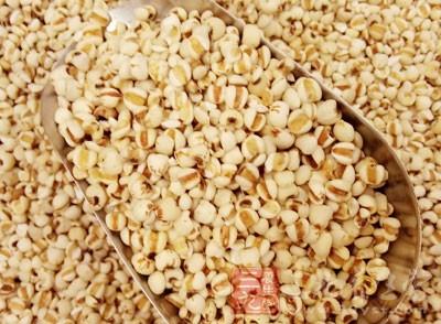 薏米加红豆一起煮,长期坚持就会有效果了