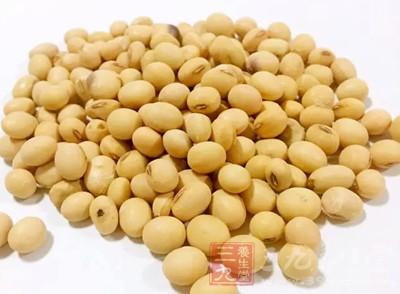 大豆——补充蛋白质、维护血管健康