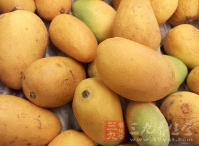 我们在市面上看到的芒果,好像都是金黄金黄的