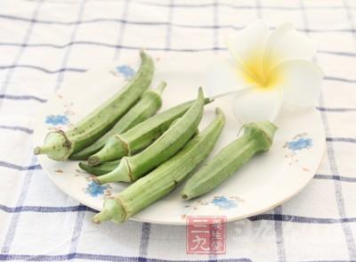 但食用秋葵好时间无疑还是在暑后
