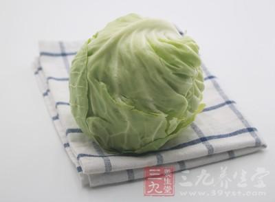 食用卷心菜对于养胃有较好的作用
