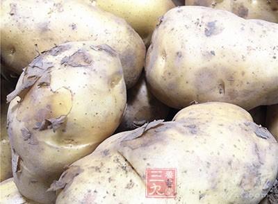 土豆的功效 这种菜虽便宜但对人体益处多