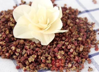 花椒的功效 花椒配一物杀虫止痒治腹泻