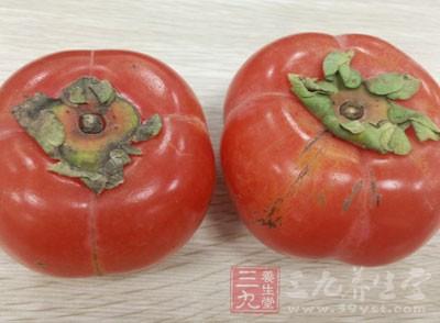 秋天吃柿子的营养价值知多少