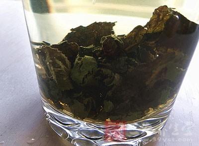 由于茶叶在栽培与加工过程中受到农药等有害物的污染