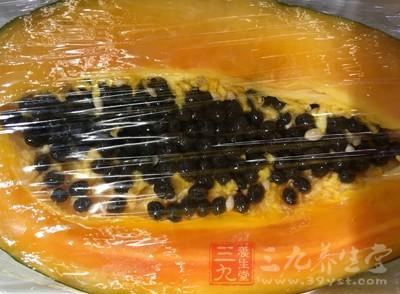 木瓜是一种热带水果