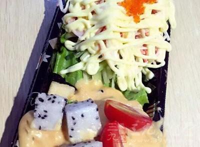 减肥沙拉 怎样做沙拉既健康又减肥