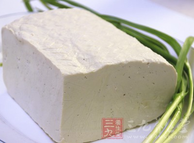 饮食禁忌 常吃豆腐易引发痛风等病