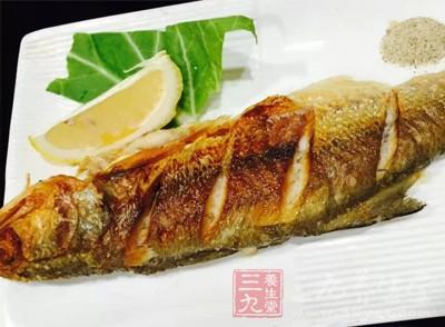 葱和鲤鱼:一起吃容易生病