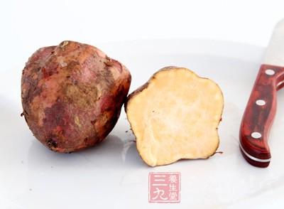 红薯中丰富又细腻的膳食纤维可以控血糖、降血脂