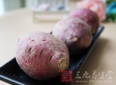 红薯为啥要带皮吃