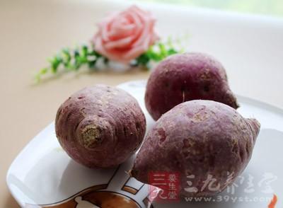 红薯具有养胃的作用