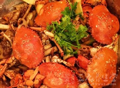 有的人会说,如果你螃蟹过敏就不要吃啊