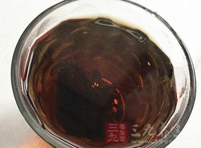 隔夜茶和新鲜的茶水相比,已经略有些变质