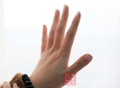 教你如何通过指甲看健康