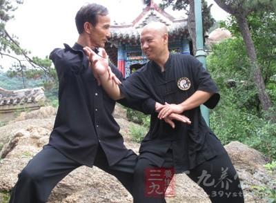 太极推手 太极拳推手练习的常见技巧