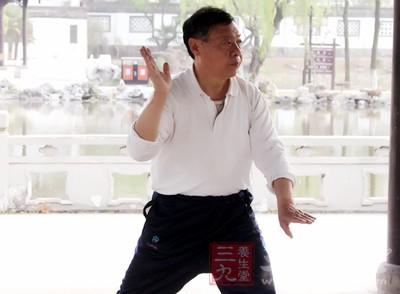 太极拳教学视频 太极拳的养生保健作用