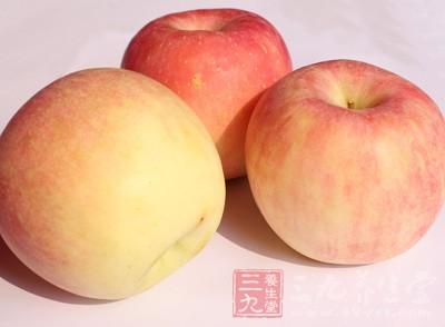 每天一个苹果可预防心脏病发作