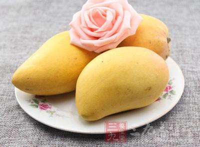 芒果的营养价值 这种果子健脾养胃