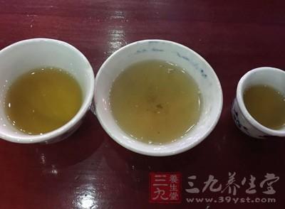 饭后一杯桑叶荷钱茶提升减肥效率