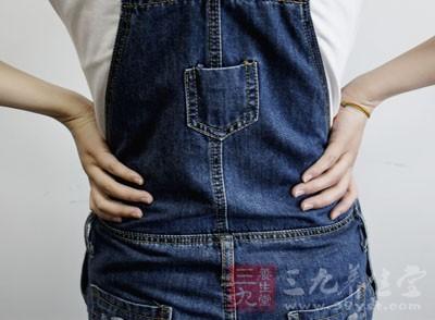 腰疼的原因 女人腰疼难忍竟是患这病