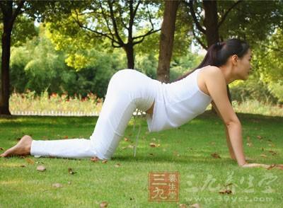 瘦身瑜伽 常练瘦身瑜伽身材更苗条