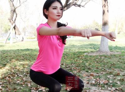 瑜伽的好处 练这瑜伽减肥更快更明显