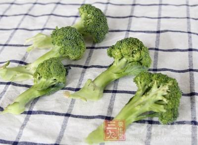 西兰花这样吃可使营养素提高10来倍