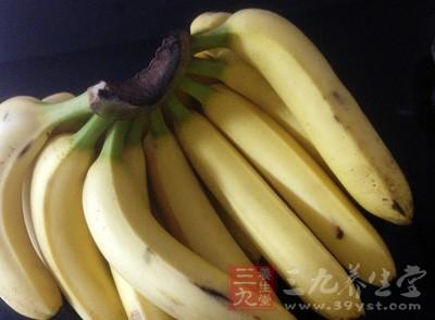 香蕉是一种热带水果