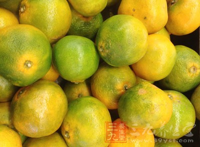 吃橘子好处多 这样吃橘子你应该试一下
