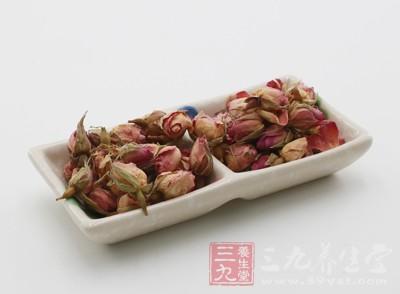 玫瑰花的4种吃法 女人再也不怕衰老了