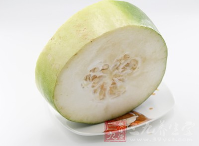 冬瓜是含有丰富维生素C的