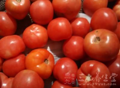 西红柿十种治疗功效