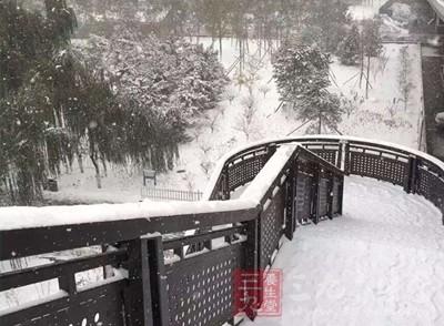 防偷由老师于大雪的出现公共交通压力骤增