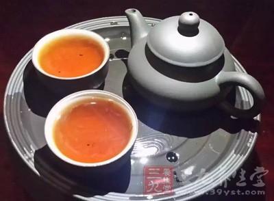 中国人好喝茶,茶作为世界三大无酒精饮料